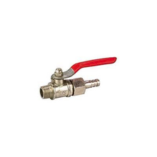 Brass Mini Ball Valve For Air Pump with Acid Treatment Suit For Water Gas
