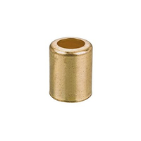 Brass Fitting Pure Copper Brass Nut Brass Pneumatic Copper Clamp